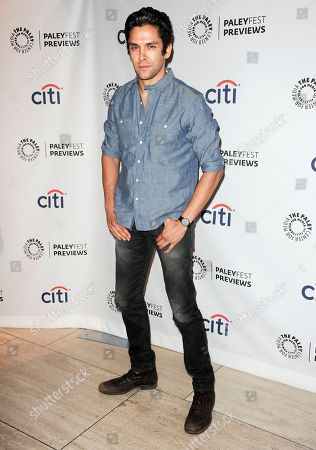 """Stock Photo of Neil Bledsoe arrives at the PaleyFest Previews Fall TV show """"Ironside"""" at The Paley Center for Media on in Beverly Hills, Calif"""