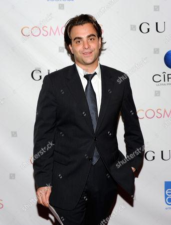 Editorial photo of Premiere Cosmopolis NY, New York, USA
