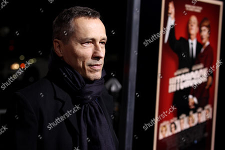 """Actor Michael Wincott attends the LA premiere of """"Hitchcock"""" at the Samuel Goldwyn Theatre, in Beverly Hills, Calif"""