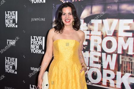 """Editorial picture of Premiere Of """"Live from New York!"""" - Arrivals, Los Angeles, USA"""