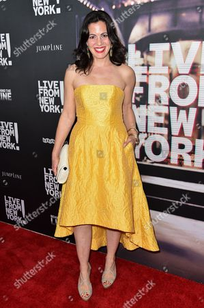 """Editorial image of Premiere Of """"Live from New York!"""" - Arrivals, Los Angeles, USA"""