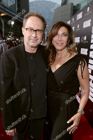"""Editorial photo of Premiere of """"Mechanic: Resurrection"""" from Lionsgate's Summit Premiere Label, Los Angeles, USA"""