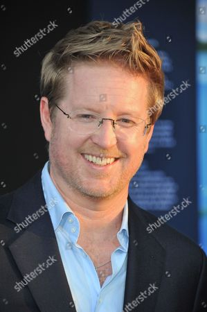 """Andrew Stanton attends the premiere of """"Finding Nemo"""" 3D at the El Capitan Theatre, in Los Angeles"""