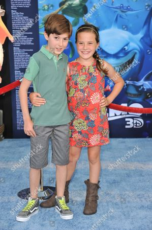 Editorial photo of Premiere of Finding Nemo 3D, Los Angeles, USA