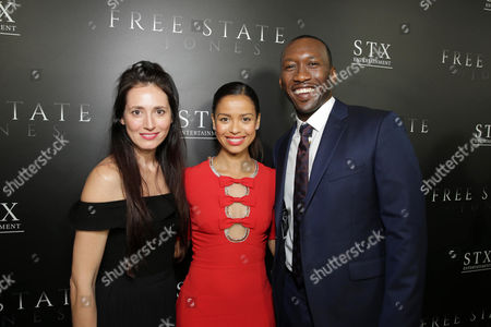 "Editorial image of Premiere of STX Entertainment ""Free State of Jones"", Los Angeles, USA"