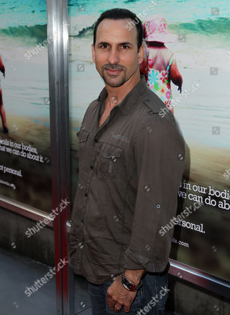 """Oscar Torre arrives at the premiere of the documentary film """"Unacceptable Levels"""" at ArcLight Cinemas in Los Angeles"""