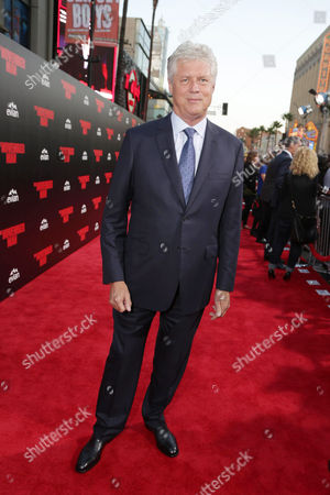 Director Roger Donaldson seen at The World Premiere of 'The November Man'on at the TCL Chinese Theatre in Los Angeles
