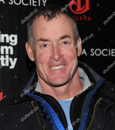 """Actor John McGinley attends a special screening of """"Killing Them Softly"""" hosted by The Cinema Society, Men's Health and DeLeon at the SVA Theater on in New York"""