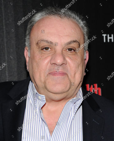 """Actor Vincent Curatola attends a special screening of """"Killing Them Softly"""" hosted by The Cinema Society, Men's Health and DeLeon at the SVA Theater on in New York"""