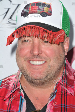 Gary Valentine arrives at the Seventh Annual George Lopez Celebrity Golf Classic at Lakeside Golf Club, in Toluca Lake, Calif