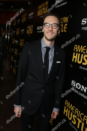 Crispin Struthers seen at the special screening of Columbia Pictures and Annapurna Pictures of American Hustle, on in Los Angeles