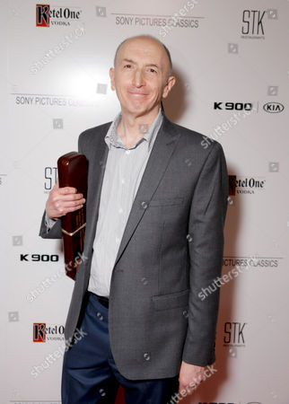 Gary Yershon is seen at the Sony Pictures Classics Oscar Nominees Gala at Supper Suite at STK hosted by Ketel One Vodka, in Los Angeles, Calif