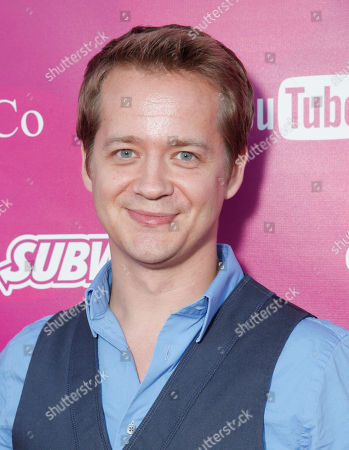 Jason Earles attends the Summer With Cimorelli Season 1 Premiere at YouTube on Tuesday, June, 3, 2014, in Los Angeles