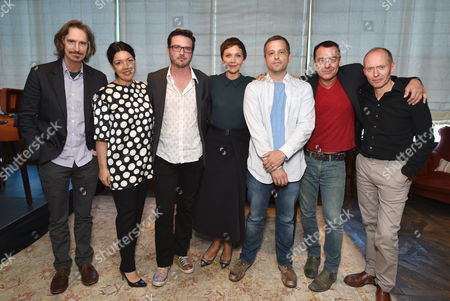 Editorial image of SundanceTV Luncheon And Panel, Los Angeles, USA