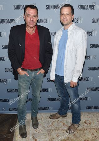 Editorial photo of SundanceTV Luncheon And Panel, Los Angeles, USA