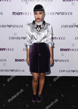 Singer Natalia Kills arrives at the Teen Vogue Young Hollywood issue party on in Los Angeles