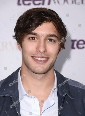 Actor Alexander Koch arrives at the Teen Vogue Young Hollywood issue party on in Los Angeles