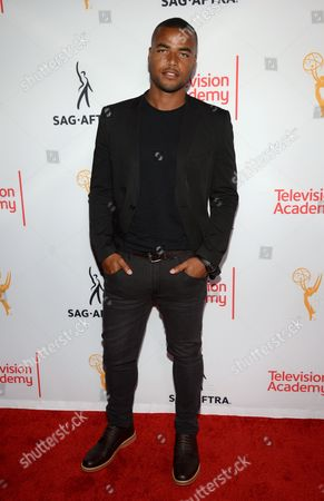 Editorial picture of Television Academy's 2015 Dynamic & Diverse Celebration - Arrivals, Beverly Hills, USA