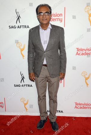 Iqbal Theba seen at the Television Academy's 67th Emmy Awards Dynamic and Diverse Nominee Reception at the Montage Beverly Hills, in Beverly Hills, Calif
