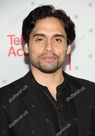 Danny Arroyo seen at the Television Academy's 67th Emmy Awards Dynamic and Diverse Nominee Reception at the Montage Beverly Hills, in Beverly Hills, Calif