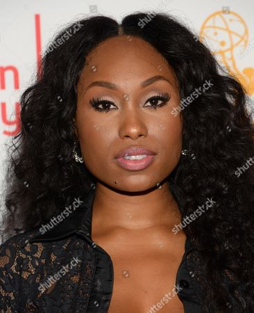 Angell Conwell seen at the Television Academy's 67th Emmy Awards Dynamic and Diverse Nominee Reception at the Montage Beverly Hills, in Beverly Hills, Calif