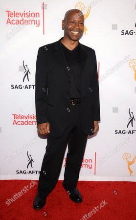 Kevin Eubanks seen at the Television Academy's 67th Emmy Awards Dynamic and Diverse Nominee Reception at the Montage Beverly Hills, in Beverly Hills, Calif