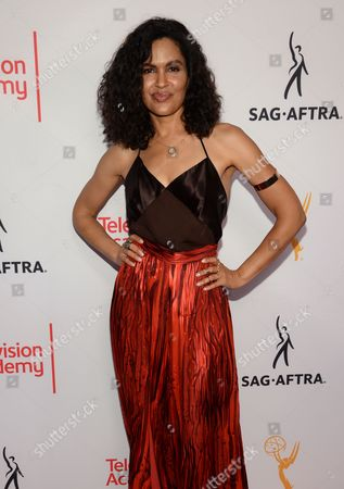 Editorial photo of Television Academy's 2015 Dynamic & Diverse Celebration - Arrivals, Beverly Hills, USA