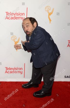 Danny Woodburn seen at the Television Academy's 67th Emmy Awards Dynamic and Diverse Nominee Reception at the Montage Beverly Hills, in Beverly Hills, Calif