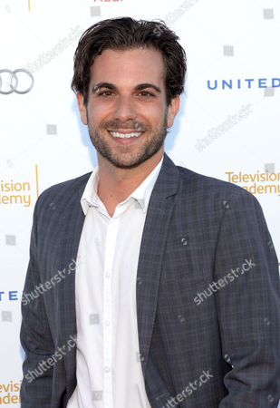 Actor Frank De Julio arrives at the Television Academy's 66th Emmy Awards Performance Nominee Reception at the Pacific Design Center, in West Hollywood, Calif