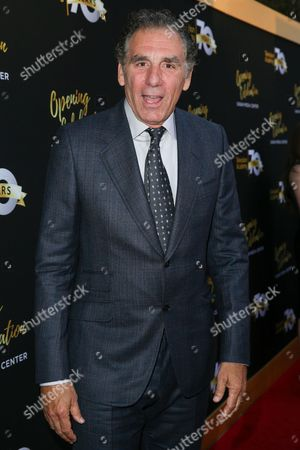 Michael Richards arrives at the Television Academy's 70th Anniversary at The Television Academy, in Los Angeles