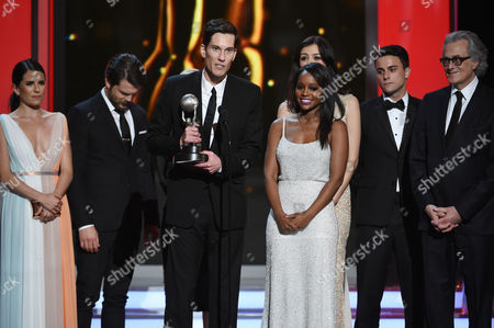 Editorial photo of The 46th NAACP Image Awards - Show, Pasadena, USA