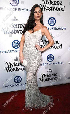 Summer Altice arrives at The Art of Elysium's Ninth annual Heaven Gala at 3LABS, in Culver City, Calif