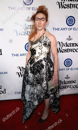 Stock Photo of Shara Worden arrives at The Art of Elysium's Ninth annual Heaven Gala at 3LABS, in Culver City, Calif
