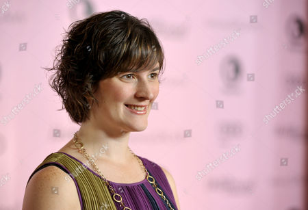Stock Photo of Attorney and activist Sandra Fluke arrives at The Hollywood Reporter's 21st Annual Women in Entertainment Power 100 breakfast presented by Lifetime on in Beverly Hills, Calif