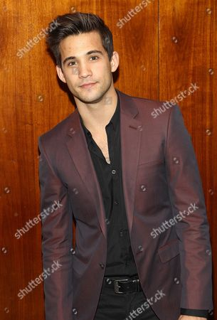 """Dez Duron attends the screening of """"The Impossible"""" at Museum of Art & Design on in New York"""