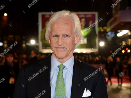 """Author Robert Edsel attending the UK Premiere of """"The Monuments Men"""" - Inside Arrivals at the Odeon,Leicester Square in London on Tuesday 11 February, 2014"""