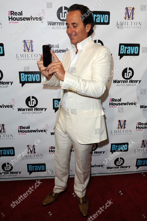 Stock Image of Frederic Marq attends Bravo Televisions' The Real Housewives of Miami' Season 3 premiere party on in Miami, Florida
