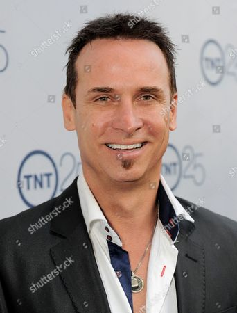 Editorial image of TNT 25th Anniversary Party - Red Carpet, Beverly Hills, USA