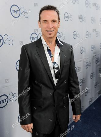 Colin Cunningham arrives at the TNT 25th Anniversary Party on at The Beverly Hilton in Beverly Hills, Calif