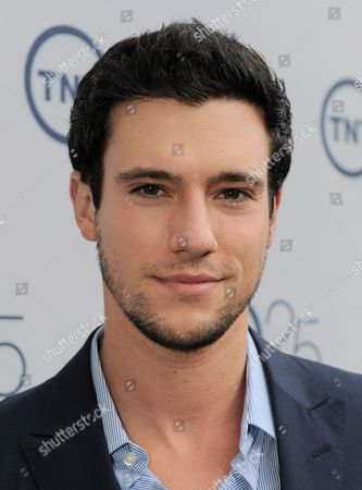 Drew Roy arrives at the TNT 25th Anniversary Party on at The Beverly Hilton in Beverly Hills, Calif