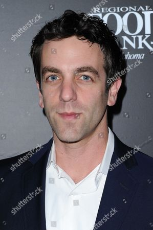 B. J. Novak attends Vanity Fair and FIAT Celebration of Young Hollywood, in West Hollywood, Calif