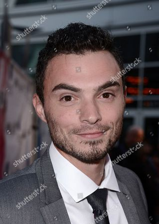 "Editorial photo of West Coast Special Screening of ""CBGB"" - Red Carpet, Los Angeles, USA"