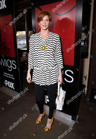 Melinda McGraw attends the WIGS One Year Anniversary Party on in Culver City, CA