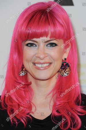 Stock Image of Tarina Tarantino attends the 14th Annual Women's Image Network Awards at Paramount Studios, in Los Angeles