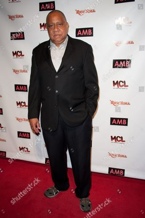 Barry Shabaka Henley attends WordTheatre presents Storytales at FordAmphitheatre on Saturday, Oct, 6, 2012, in Los Angeles, California