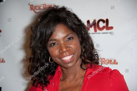 Nicki Micheaux attends WordTheatre presents Storytales at FordAmphitheatre on Saturday, Oct, 6, 2012, in Los Angeles, California