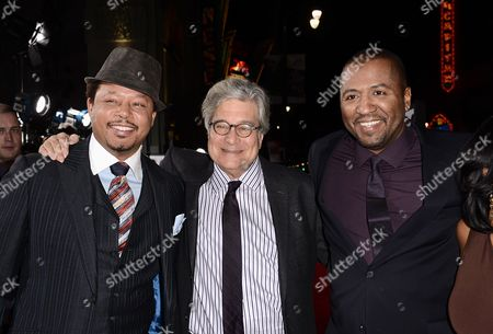 """Editorial photo of World Premiere of """"The Best Man Holiday"""" - Red Carpet, Los Angeles, USA"""