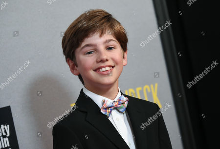 """Evan Brinkman attends the world premiere of """"Trainwreck"""" at Alice Tully Hall, in New York"""