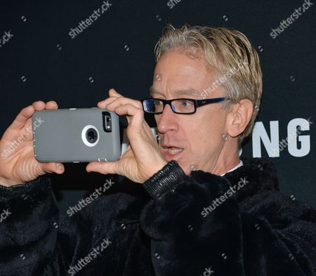 """Andy Dick attends the world premiere of """"Zoolander 2"""" at Alice Tully Hall, in New York"""