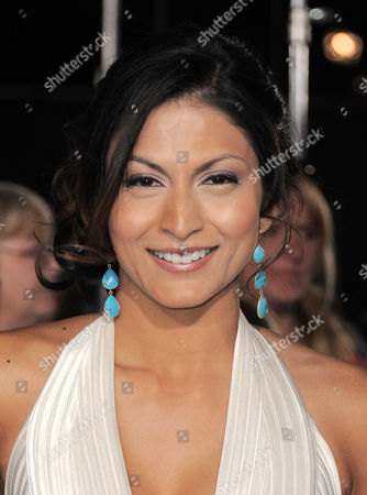 """Tinsel Korey attends the world premiere of """"The Twilight Saga: Breaking Dawn Part II"""" at the Nokia Theatre, in Los Angeles"""